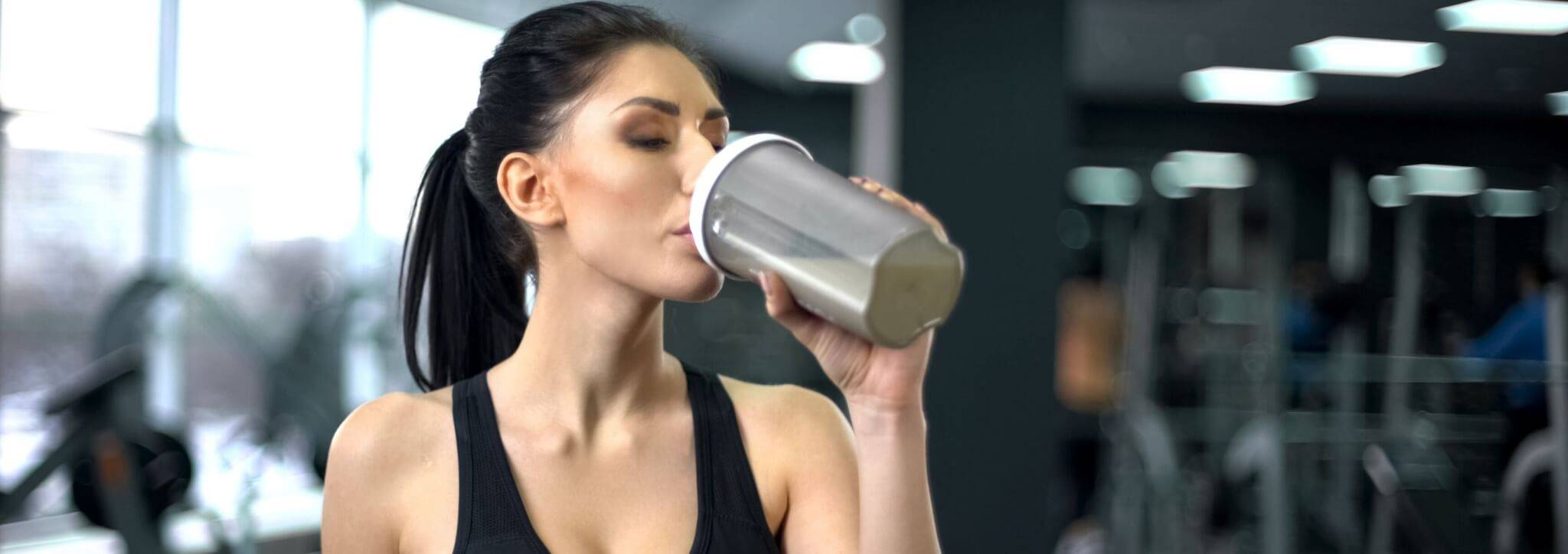 sport shake