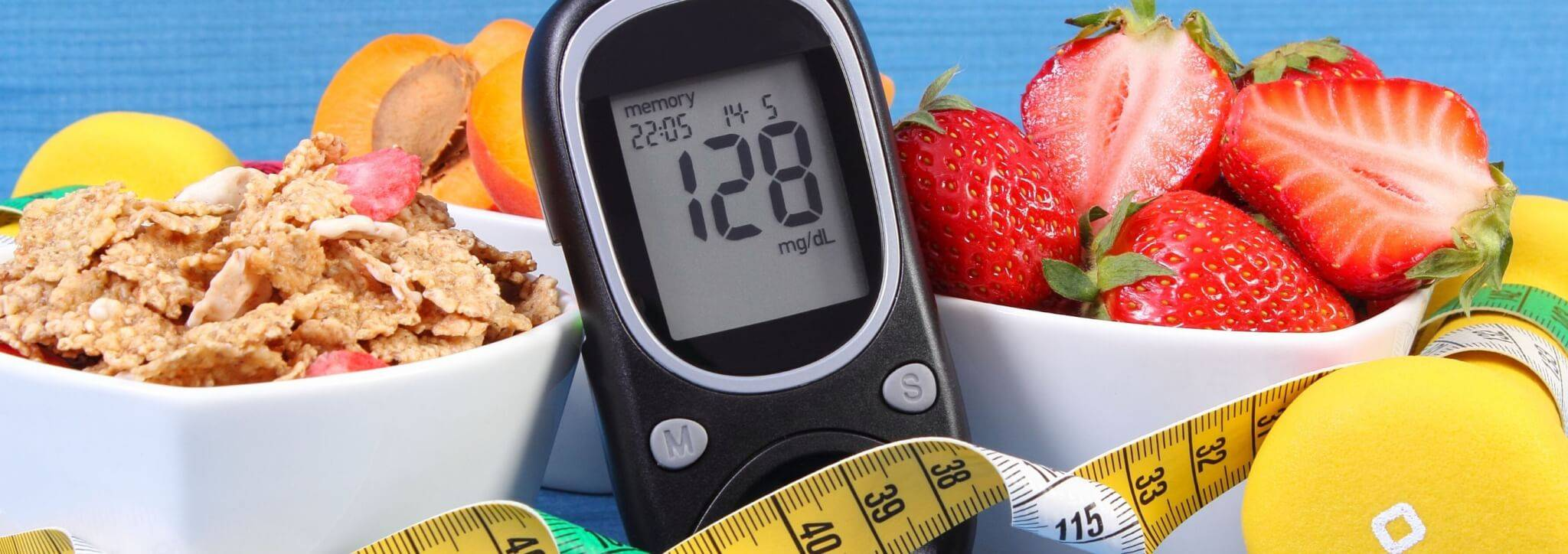 diabetes voeding