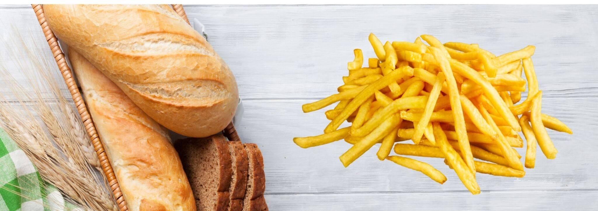 brood en friet