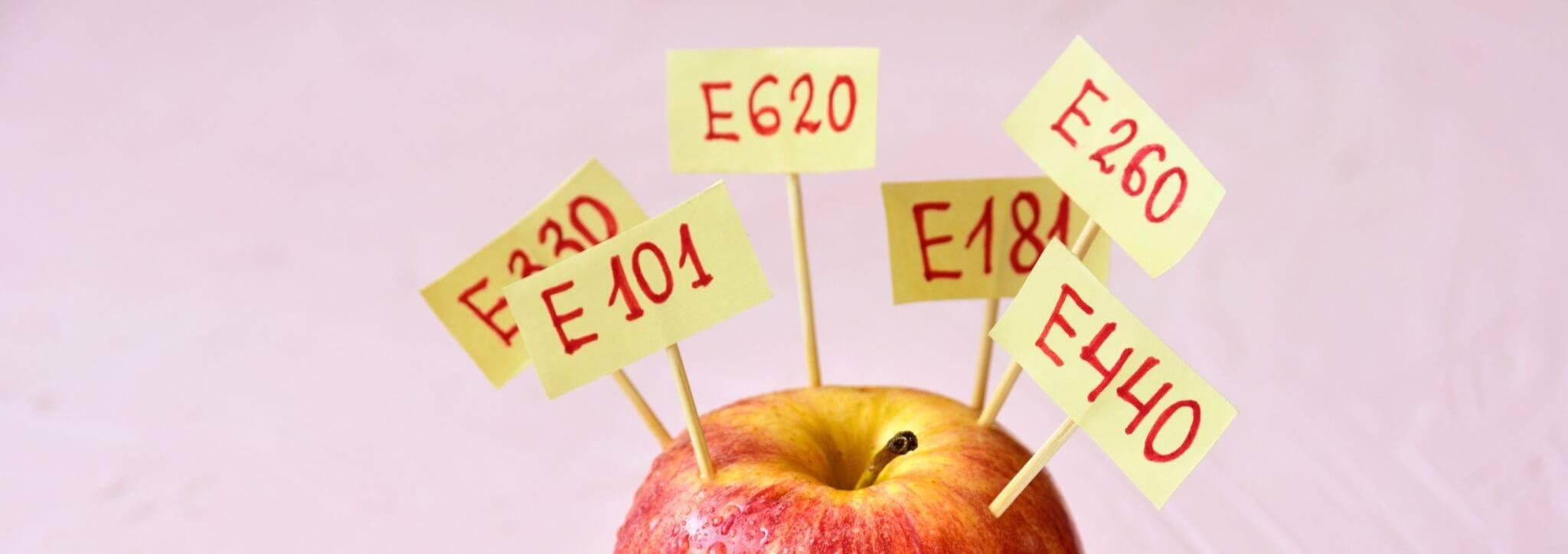 E-nummers: zijn ze wel zo schadelijk voor onze gezondheid?