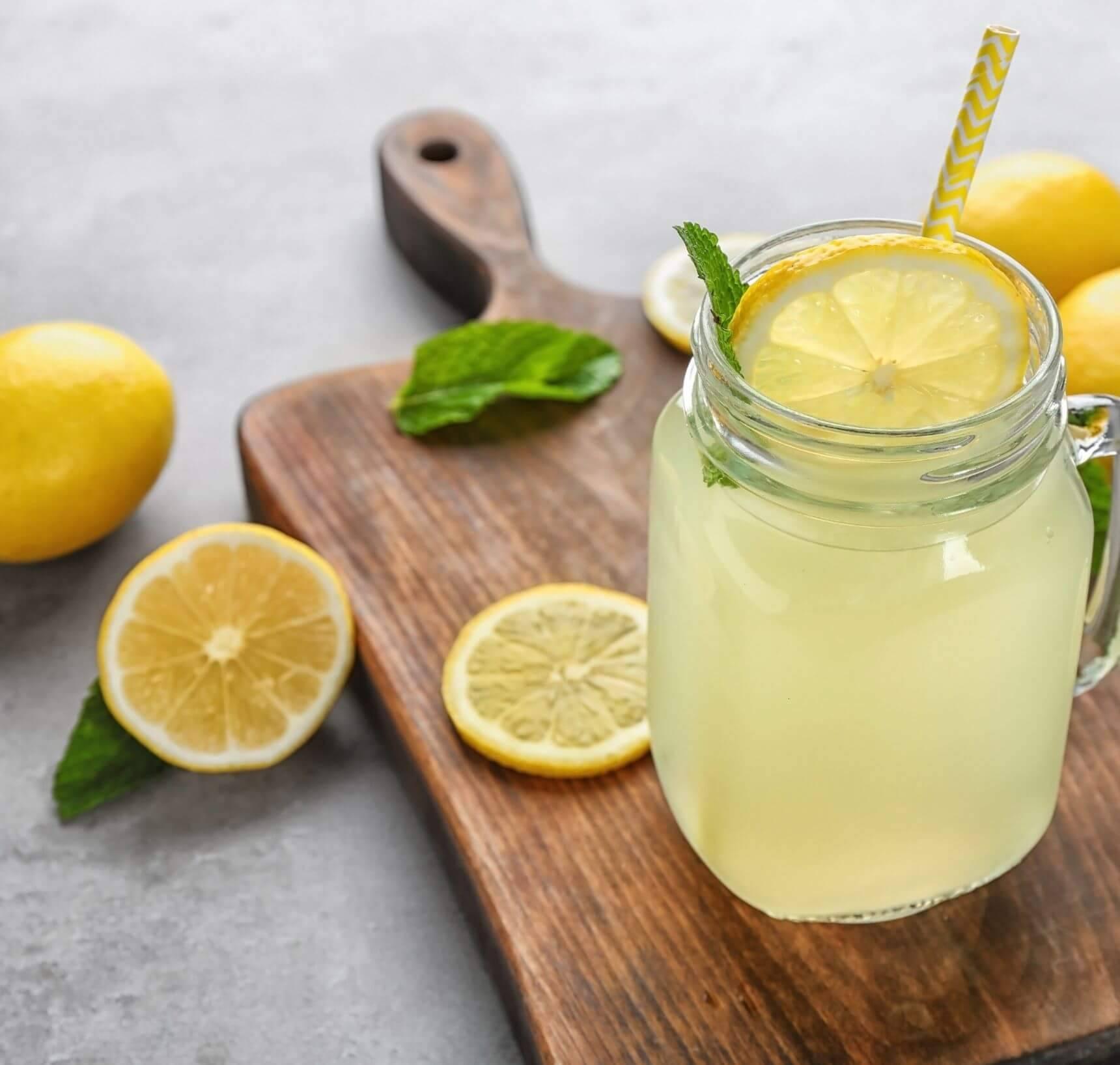 citroenen goed voor