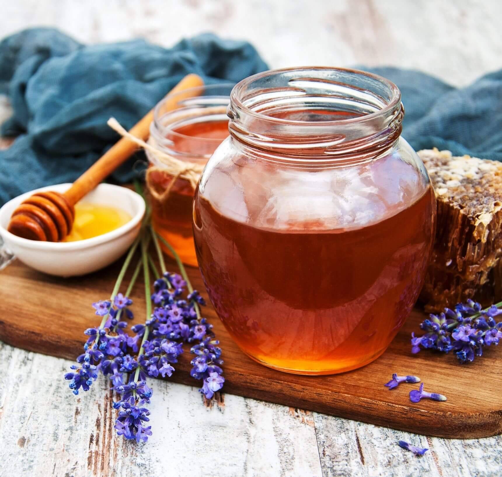 appelazijn en honing