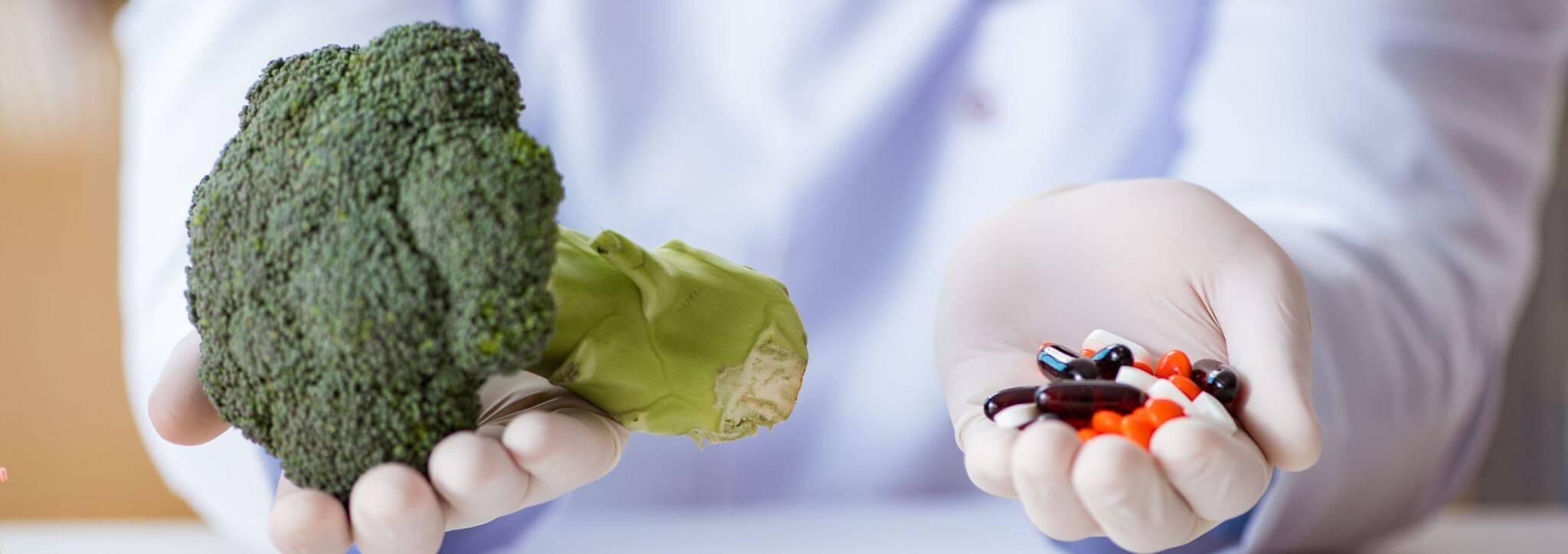waarom de dokter geen broccoli voorschrijft
