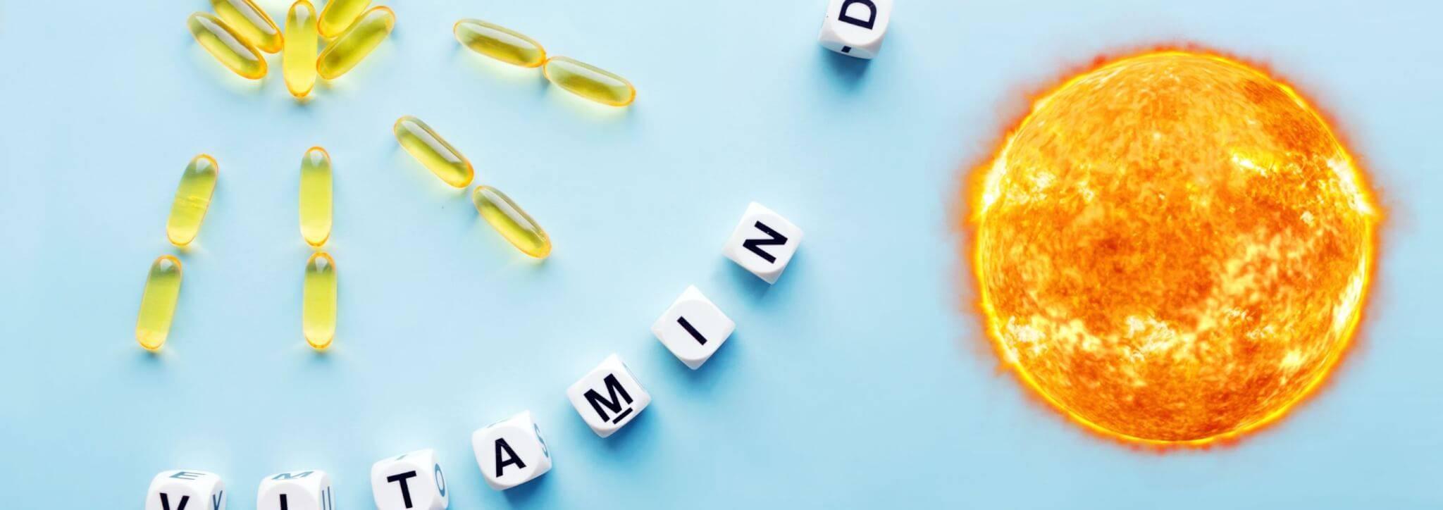 zonlicht vitamine D