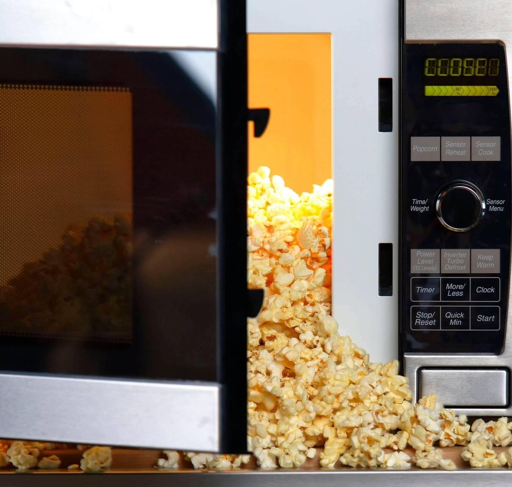 Popcorn gezond