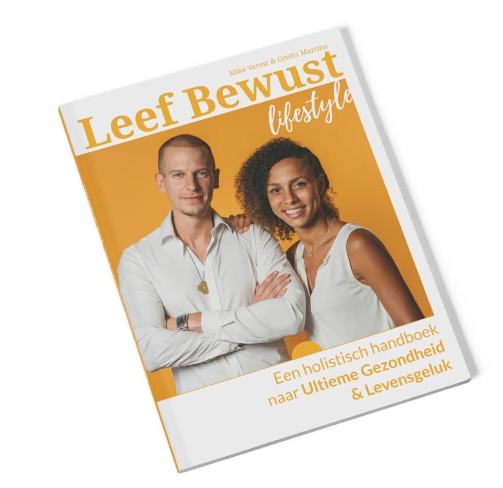 Leef Bewust Lifestyle® boek