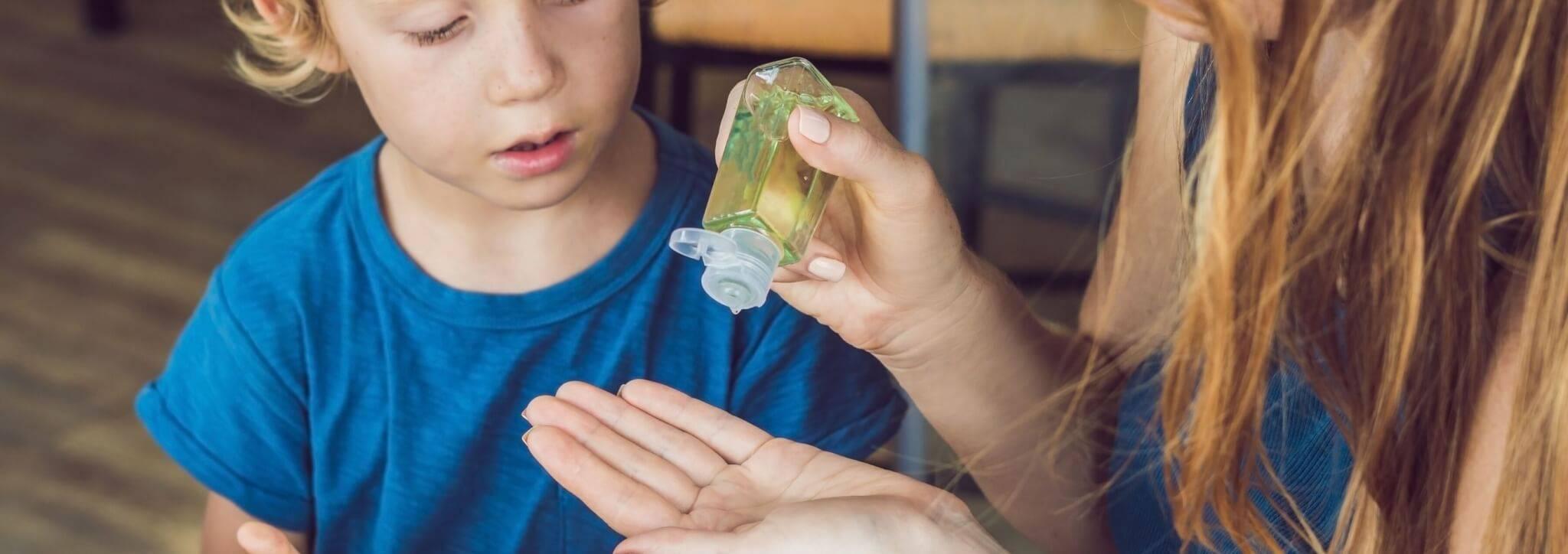 antibacteriële handgel